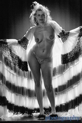 boudoir photograph