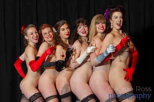 Boston Beautease Burlesque Troupe
