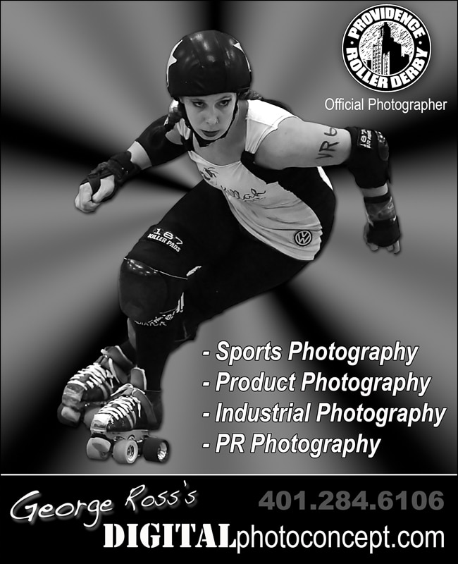 sports photography advertisement