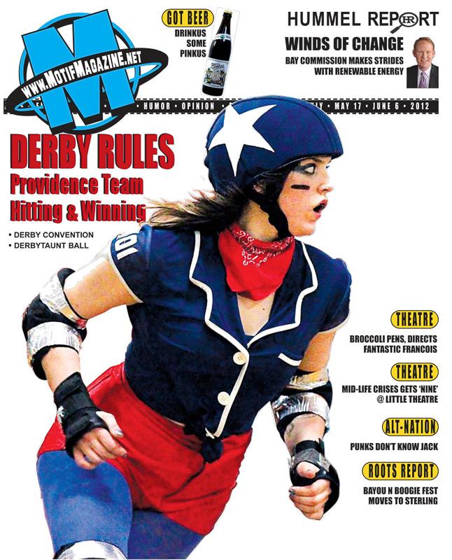 motif magazine roller derby