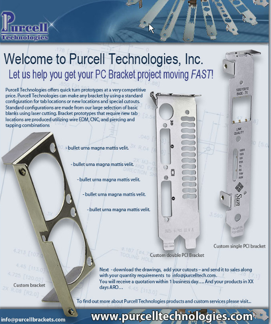 Purcell Brochure