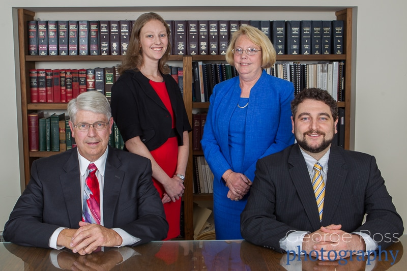 business headshots of a rhode island attorney