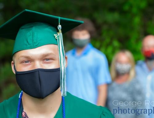 Jack's Covid-19 Senior Graduation