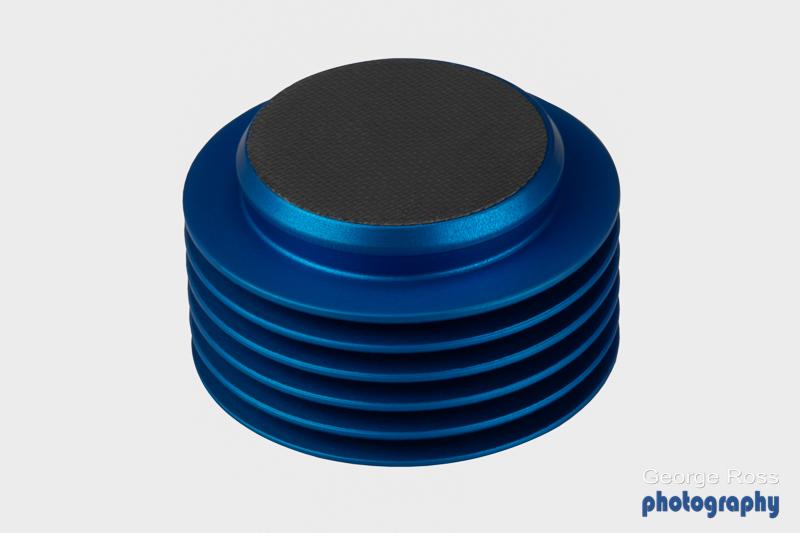 blue heat sink
