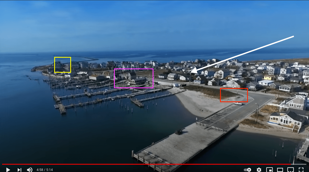 East Matunuck as a location for a surprise proposal