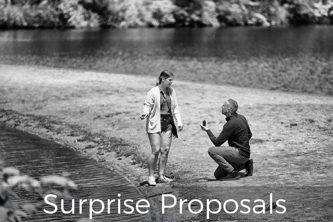 rhode island engagement proposal photographer