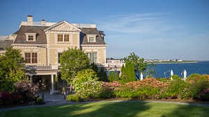 Surprise proposal at the Chanler