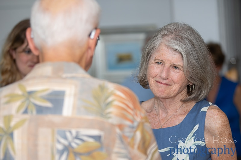 A vow renewal in narragansett, rhode island