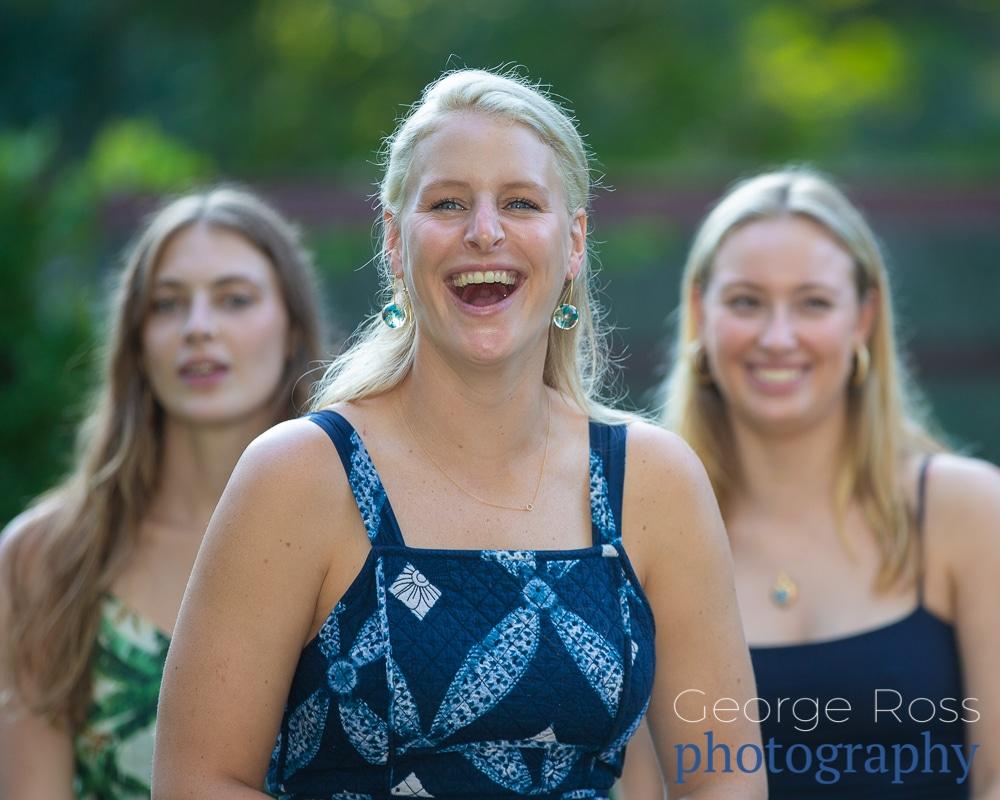 A wedding rehearsal in Narragansett, RI